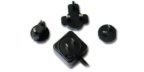 interchangeable power adapter