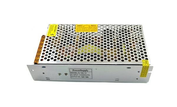 12V 15A power supply