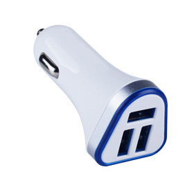 3 Port Car Charger