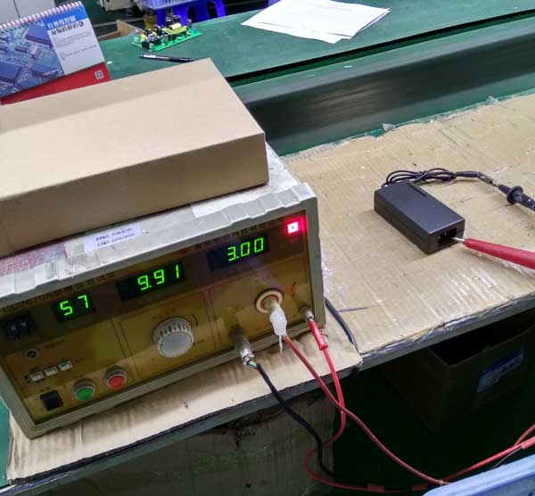 power supply hi-pot test