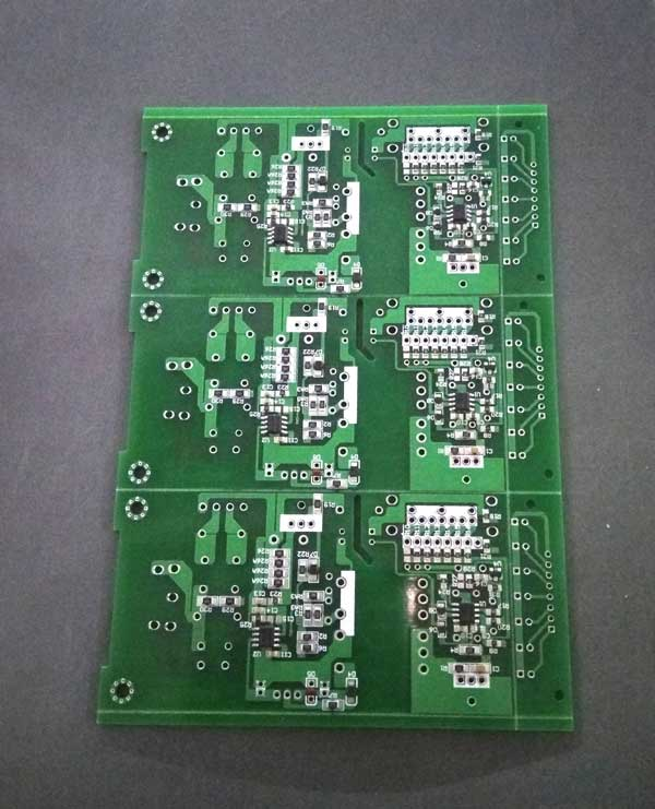 power supply pcb finish smt
